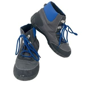 Gymboree Lace-up Lightweight Boots  Sz 13